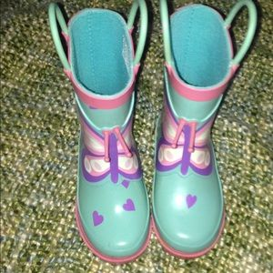 Girls  boots size s 5/6